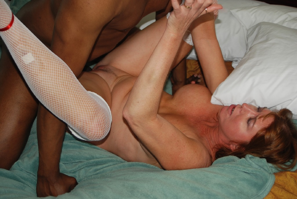 Real swinger pantyhose milf
